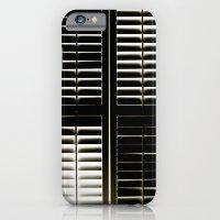 iPhone & iPod Case featuring shutter by Jaina Tharakan