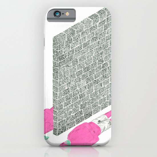 """best friends become strangers"" iPhone & iPod Case"