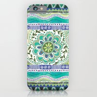 Boho Bloom iPhone 6 Slim Case