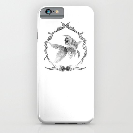 All that glitters... //framed// iPhone & iPod Case