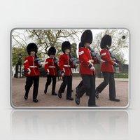 Changing the Guard London Laptop & iPad Skin