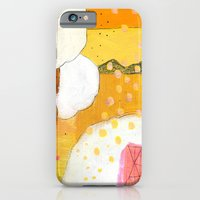 iPhone & iPod Case featuring Goldish by Lisa Barbero