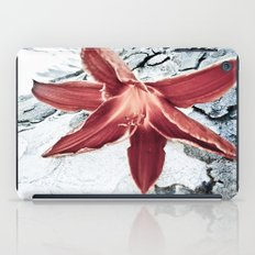 Lone Lilly iPad Case