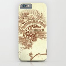 Vintage photo card 3 iPhone 6s Slim Case