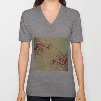 Branches#03 Unisex V-Neck