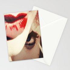 Interférence  Stationery Cards