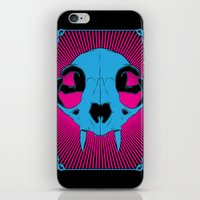 The Cats Meow iPhone & iPod Skin