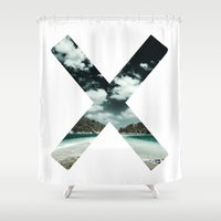 XX  Shower Curtain
