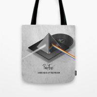 Pink Floyd - Dark Side of the Moon Tote Bag