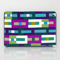 Grid Pretty iPad Case