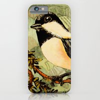 iPhone & iPod Case featuring Winged Messenger by Elephant Trunk Studio