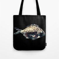 Fairytale Fish Glowing Version Tote Bag
