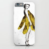 iPhone & iPod Case featuring a lady's dream by Rafael Bosco