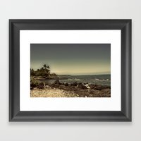 All My Friends Are Dead.… Framed Art Print