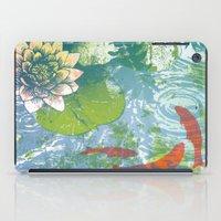 Fish pool  iPad Case