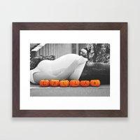 Welcoming Callan Framed Art Print