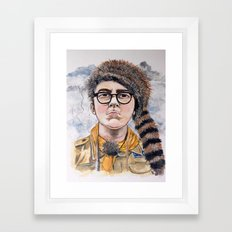 Sam S Framed Art Print
