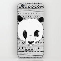 PANDA PATT! iPhone & iPod Skin