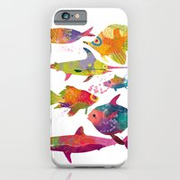 Fishes iPhone 6 Slim Case