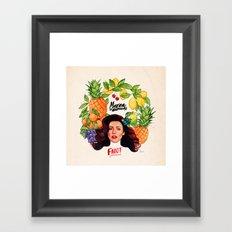 FROOT Framed Art Print
