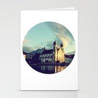 Lucerne Stationery Cards