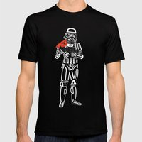 Sanstrooper Mens Fitted Tee Black SMALL