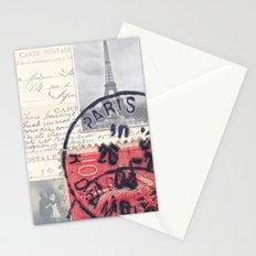 Postale Paris Stationery Cards