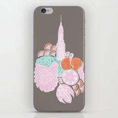 NYC- Spring iPhone & iPod Skin