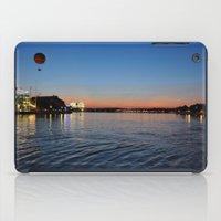 Downtown Disney Sunset I iPad Case