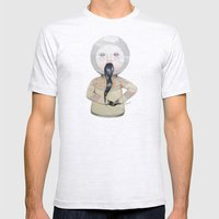 Jeremy's Impotence Mens Fitted Tee Ash Grey SMALL