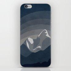 Grey Mountain iPhone & iPod Skin