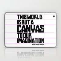This World... Laptop & iPad Skin