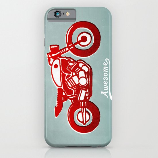 Vintage Bike iPhone & iPod Case