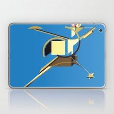 Space Ship Laptop & iPad Skin