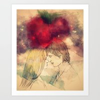 I Just Want To Get Your … Art Print