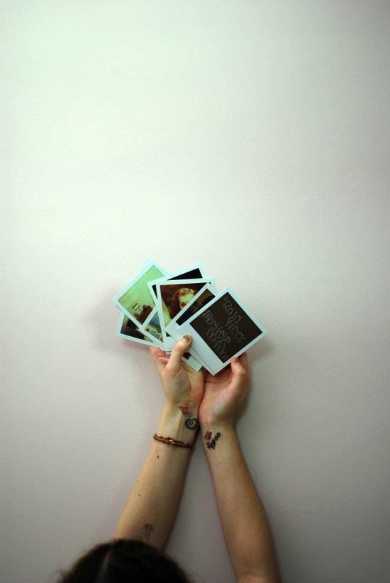 Polaroid Week Art Print