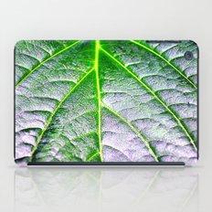 leaf nature iPad Case