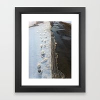 Winter Is Gone? Framed Art Print