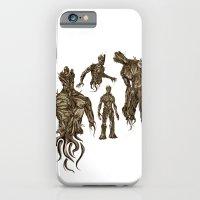 I AM [badass] GROOT iPhone 6 Slim Case