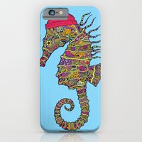 iPhone & iPod Case featuring The Z Horse by Alejandro Giraldo