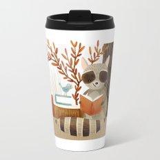 The Bookish Forest: Raccoon Travel Mug