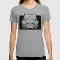 :: black holes and revelations Womens Fitted Tee Athletic Grey SMALL