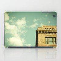 Green Skies iPad Case