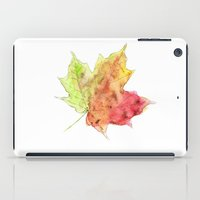 Fall Leaf #2 iPad Case