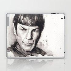 Spock Star Trek Laptop & iPad Skin