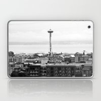 Dear Space Needle, I miss you. Laptop & iPad Skin