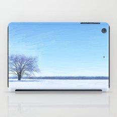 Shades of Winter iPad Case