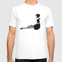 Mod1 Mens Fitted Tee White SMALL