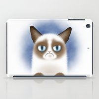 Nope (Grumpy Cat) iPad Case