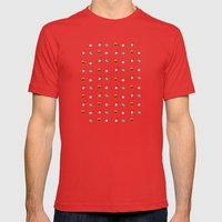 ChuChu Rocketto Mens Fitted Tee Red SMALL